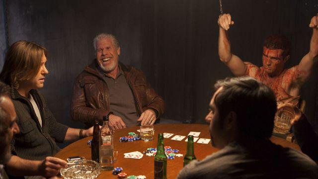Ночь покера poker night 2014 онлайн как играть в буркозла карты