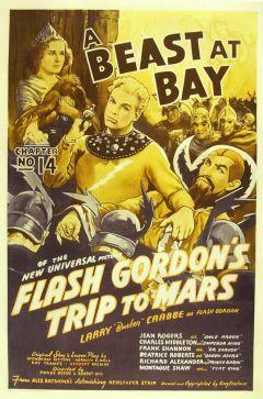 Путешествие Флэша Гордона на Марс