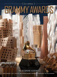 54-я церемония вручения премии «Грэмми»